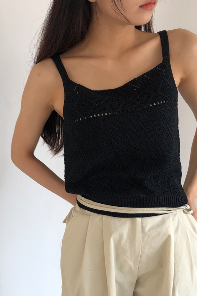 Vintage Sleeveless(2colors)